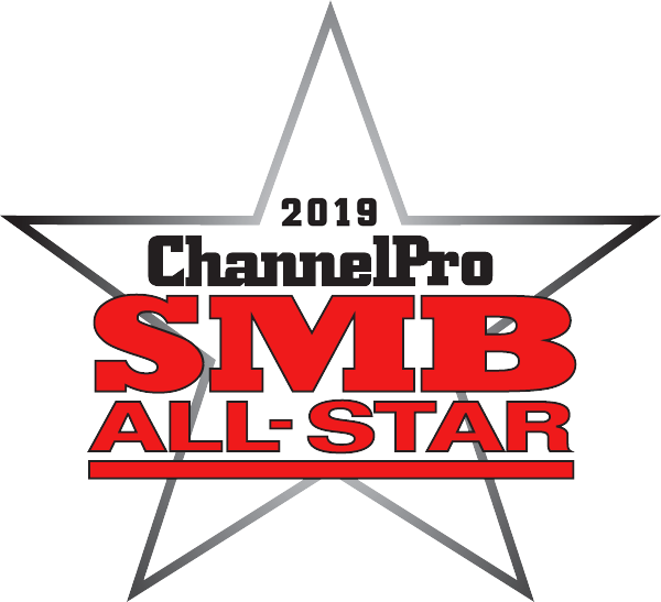 ChannelPro SMB All-Star 2019 Logo