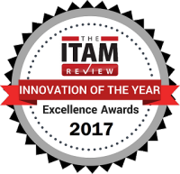 ITAM Innovation of the Year Logo
