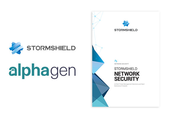 Stormshield Network Security Brochure
